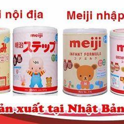 Sữa meiji số 9(1-3t) giá sỉ