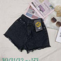 Quần short jean nữ ngắn từ size nhỏ đến size đại giá sỉ