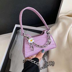 Túi đeo chéo mini dáng hình thoi phong cách trẻ trung D840