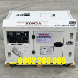 Xả kho Máy Phát Điện Honda 10kva Chạy Dầu giá sốc giá sỉ