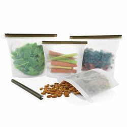 túi đựng bảo quản thực phẩm slicon nắp cài giá sỉ