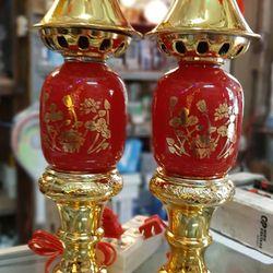 Bộ Đèn Thờ Phú Quý 24cm giá sỉ