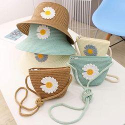 Sét túi mũ cho bé đi biển giá sỉ