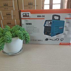 Máy hàn điện tử, Inverter CET MMA-250, giá sỉ