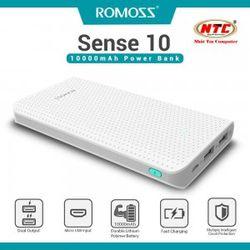 Pin dự phòng 10000mah Romoss PHP10 Sense10