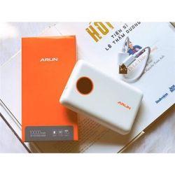 Pin dự phòng Arun 10000mah FC10 có LCD giá sỉ