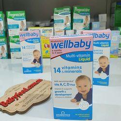 Wellbaby - Vitamin Tổng Hợp Cho Bé Của Anh giá sỉ