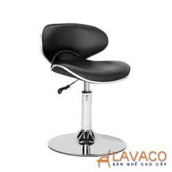 Ghế bar nệm chân trụ thấp tăng giảm - Mã: 406L giá sỉ