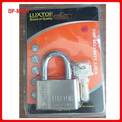Ổ khóa cao cấp LUXTOP B101-50 chìa điện tử 5p/50mm giá sỉ