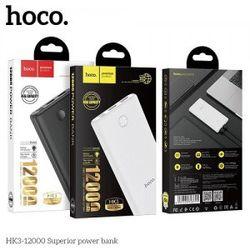 Pin dự phòng Hoco 12000mah HK3 giá sỉ