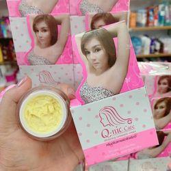 Kem trị thâm nách Q_nic Care Whitening Underarm Cream Thái Lan giá sỉ