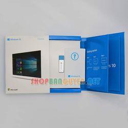 Windows 10 Pro DVD, USB Bản quyền Full Box giá sỉ giá sỉ