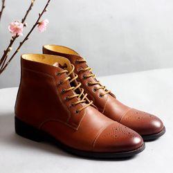 Giày da thời trang cao cấp OX047 giá sỉ