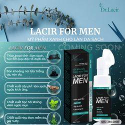 Sữa rửa mặt Lacir For Men - Lamer Care giá sỉ