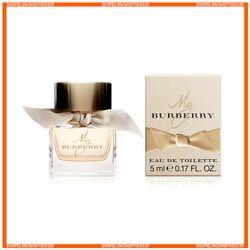 Nước hoa nữ Cao cấp My Bur.berry Eaub De Parfum 5ML