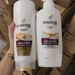 Gội xả Pantene Thái Lan có thêm công dụng mới: dành cho tóc nhuộm - phuc hồi cho tóc dày và dài giá sỉ