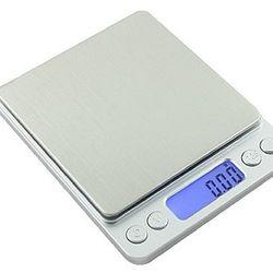 Cân điện tử nhà bếp 1kg độ chính xác cao- cân điện tử mini giá sỉ