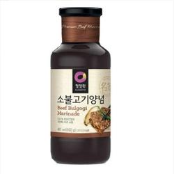 Sốt ướp thịt bò Chungjungone 500g giá sỉ