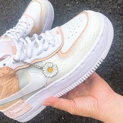 Giày thể thao cúc vàng nữ bản Rep giá sỉ
