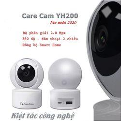 CAMERA WIFI IP CARECAM YH200 2.0 ( QUAY 360 ĐỘ ) giá sỉ