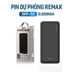 Pin dự phòng 10000mah Remax RPP-153 giá sỉ