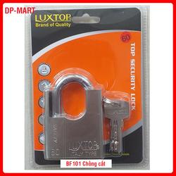 Ổ khóa chống cắt LUXTOP BF101-70 chìa điện tử 7p/70mm giá sỉ