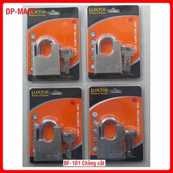 Ổ khóa chống cắt LUXTOP BF101-60 chìa điện tử 6p/60mm giá sỉ