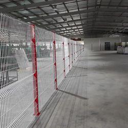 Hàng rào lưới thép hàng rào uốn sóng giá sỉ
