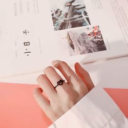 Nhẫn Nữ Hàn Ms11 giá sỉ