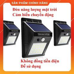 đèn cảm biến ánh sáng năng lượng mặt trời giá sỉ
