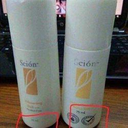 Lăn khử mùi Scion 75ml giá sỉ