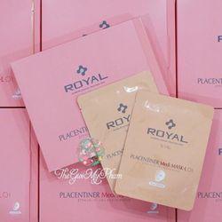 Mặt nạ royal hộp 5 cái giá sỉ