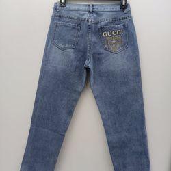 quần jean nữ ống xuông giá sỉ