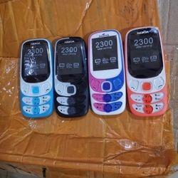 Điện thoại đen trắng