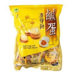 Bánh quy trứng muối Đài Loan 180g giá sỉ