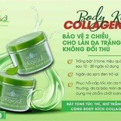 Body collagen x3 xanh giá sỉ