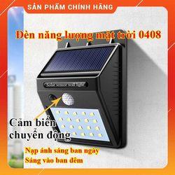 Đèn năng lượng mặt trời cảm biến ánh sáng giá sỉ