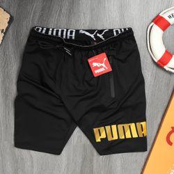 Quần áo thể thao- quần thể thao nam Big logo Pu.ma- giá xưởng giá sỉ