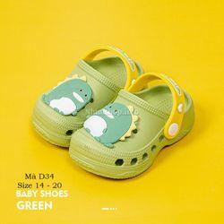 Bán buôn bán sỉ giày dép trẻ em - Dép Sandal bé trai D34 giá sỉ
