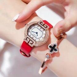 Đồng hồ nữ GUOU 6038