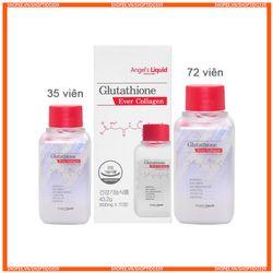 Viên Uống Trắng Da Angel's Liquid Glutathione Ever Collagen loại 35 viên - 72 viên giá sỉ