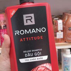 Dầu Gội Romano Attitdue giá sỉ