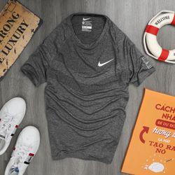 Quần áo thể thao- áo thun Ni.ke gym sport cao cấp thể thao vải poly 4 chiều 100%- giá xưởng giá sỉ