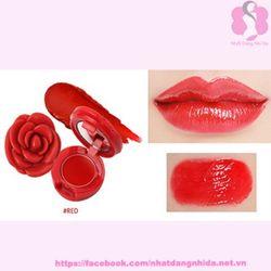 Son ủ dưỡng môi hoa hồng Hàn Quốc giá sỉ