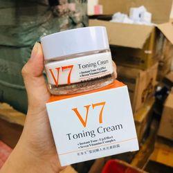 Kem dưỡng trắng da V7 Toning Cream giá sỉ