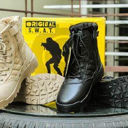 Giày chiến thuật SWAT cao cổ giá sỉ
