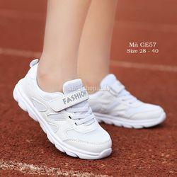 Bán buôn bán sỉ giày dép trẻ em - GIÀY THỂ THAO BÉ TRAI GE57 giá sỉ