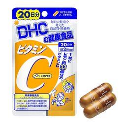 Viên uống DHC bổ sung vitamin C Nhật Bản 20 Ngày giá sỉ
