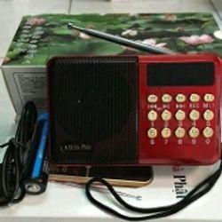Máy nghe nhạc, kinh phật K516 - có nút ghi âm giá sỉ