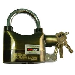 Ổ khóa báo động chống trộm kinbar giá sỉ